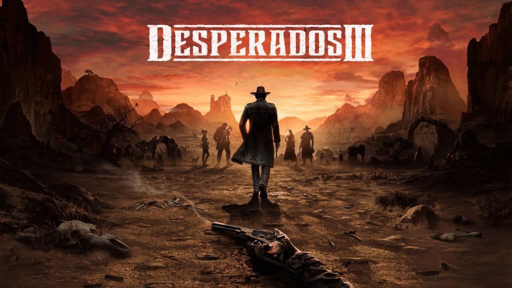 Desperados 3 Logo