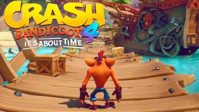 Crash Bandicoot 4: It's About Time – Tawna zeigt sich im Gameplay-Video