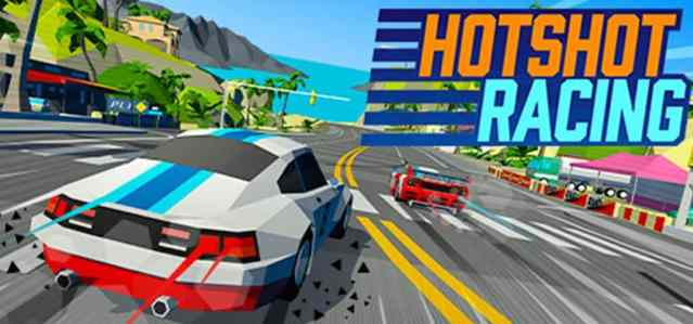 Hotshot Racing – Arcade-Racer erscheint nächste Woche