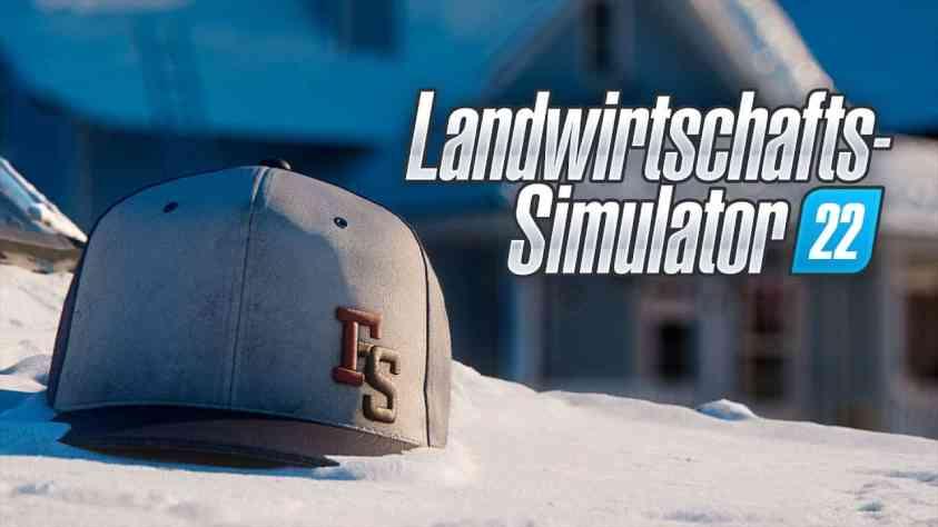 Landwirtschafts Simulator 22 Logo