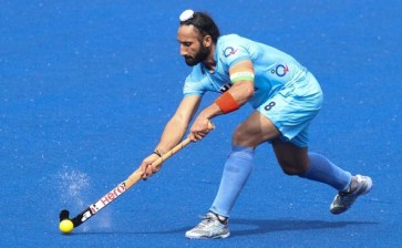 India vs Great Britain Hockey Champions Trophy 2016 Match
