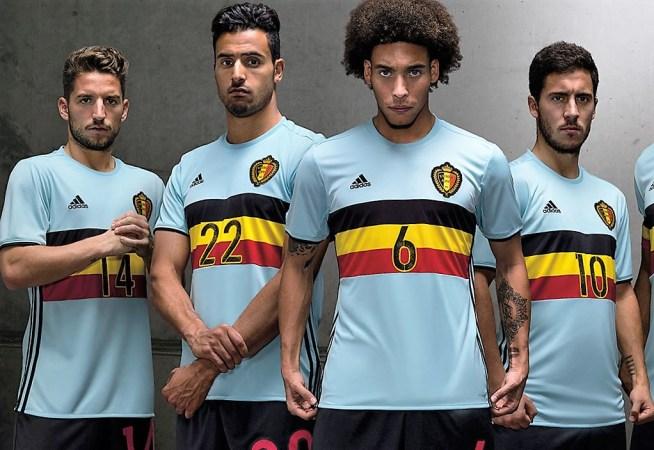 Belgium UEFA Euro 2016 Schedule