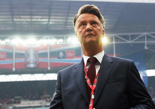 Manchester United Sack Louis van Gaal