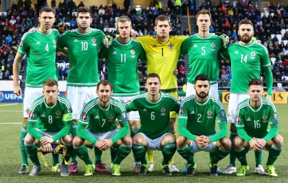 Euro 2016 Northern Ireland vs Germany Match