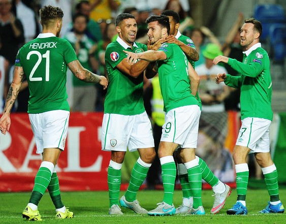 Republic Of Ireland UEFA Eur 2016