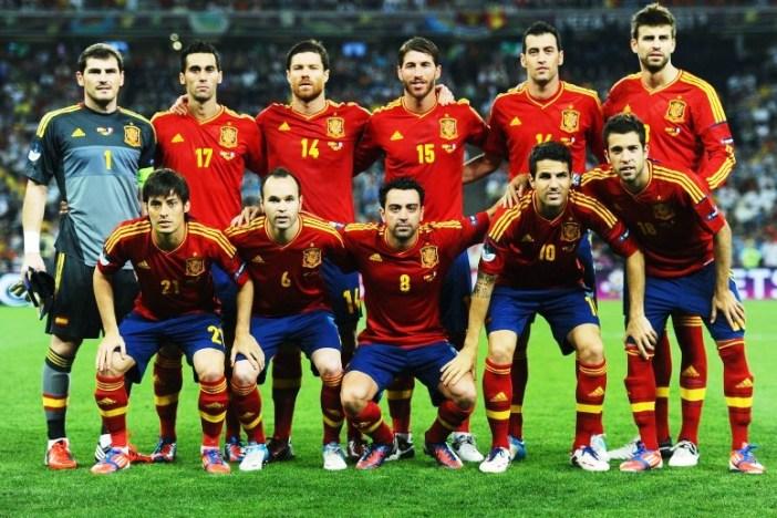 Spain UEFA Euro 2016 Schedule