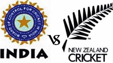 India vs New Zealand 3rd Test