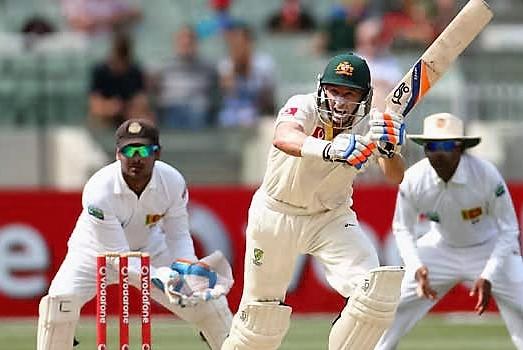 Australia vs Sri Lanka Test Series 2016
