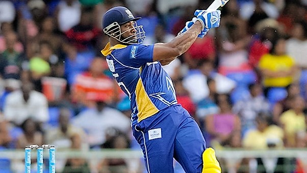 Guyana Amazon Warriors vs Barbados Tridents CPL Match 2016
