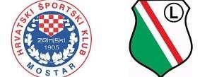 HSK Zrinjski Mostar vs Legia Warsaw Match