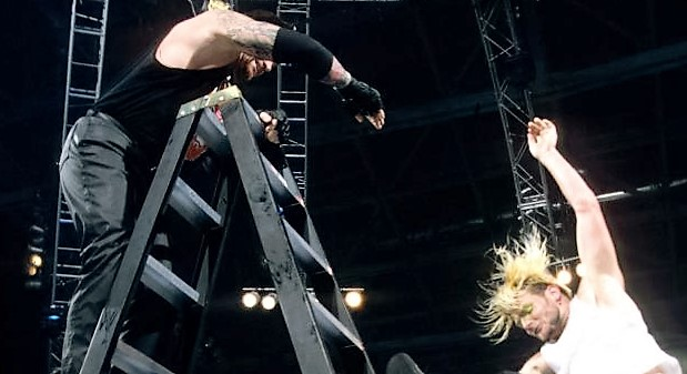 Jeff Hardy vs Undertaker