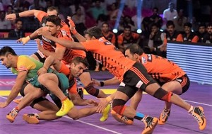 Patna Pirates vs Jaipur Pink Panthers Final Pro Kabaddi League Season 4