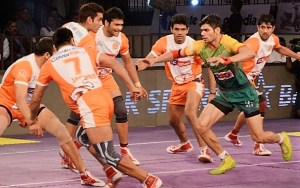 Patna Pirates vs Puneri Paltan Semi Final 2016 Match