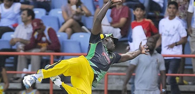 St. Lucia Zouks vs Jamaica Tallawahs