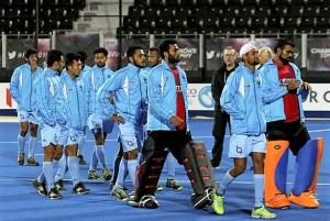 India vs Australia Final Hockey Match 2016 Champions Trophy