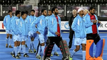 India vs Australia Final Hockey Match 2016 Champions Trophy