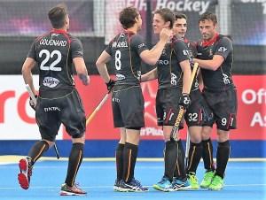 Belgium vs Great Britain Hockey Rio 2016 Match