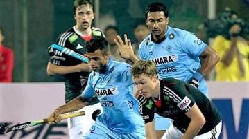 India vs Argentina Hockey Match 2016