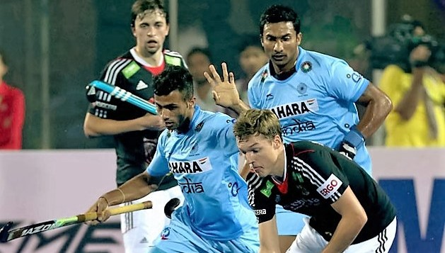 India vs Argentina Hockey Match 2016