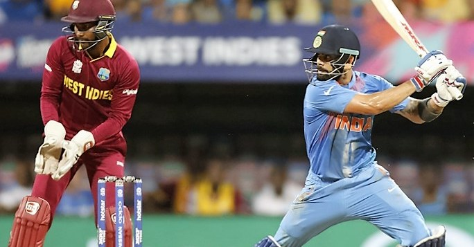 India vs West Indies 2nd T20 USA