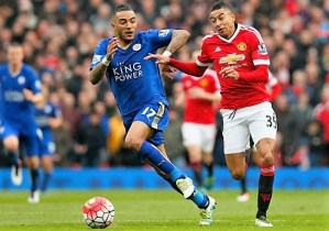 Leicester City vs Manchester United FA Community Shield Match