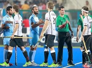 Rio India vs Germany Hockey Match 8th August 2016