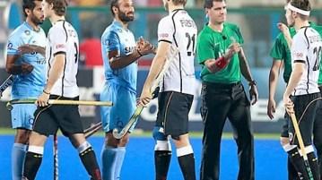 India vs Germany 3 Nations Invitational Tournament Hockey 2017