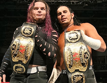 Matt Hardy and Jeff Hardy talk about the possibility of joining WWE