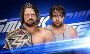 WWE SmackDown Live Results September 27