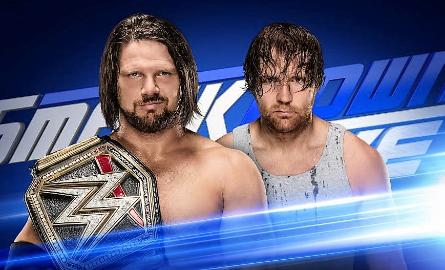 WWE SmackDown Live Results September 27 - 2016
