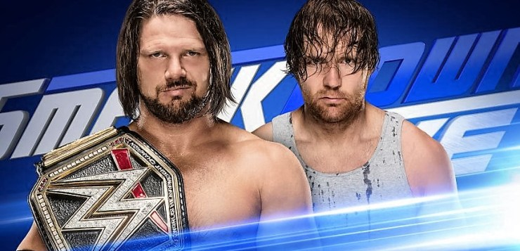 WWE SmackDown Live Results September 27