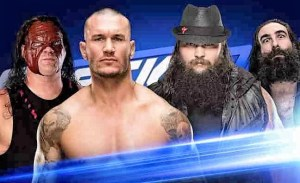 WWE SmackDown Live Results | October 11