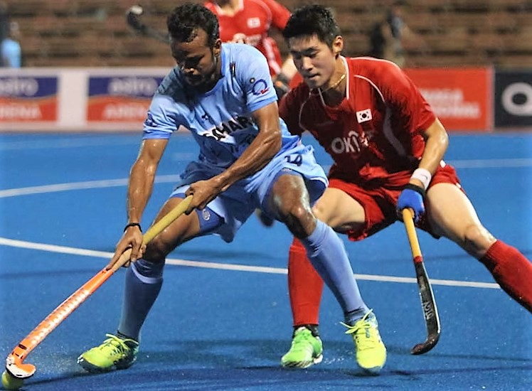 India vs Korea Hockey Semi Final 2016 Asian Champions Trophy Match Live Score, Live Streaming And Team News