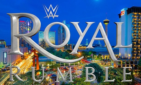 Updated card for the WWE Royal Rumble pay per view