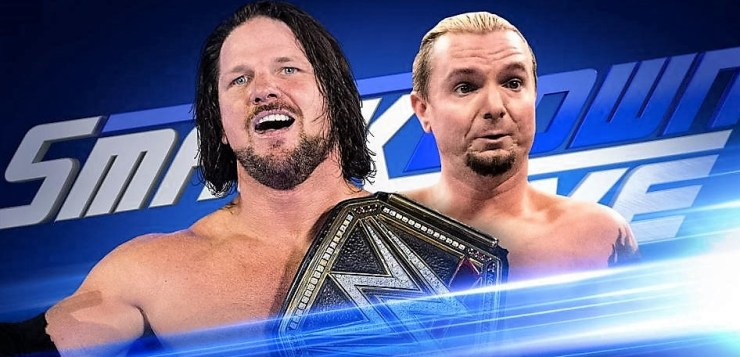 WWE SmackDown Live Results From October 18