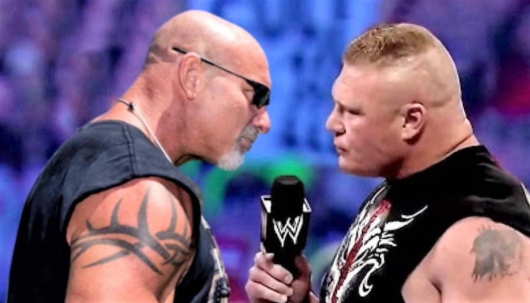 Preview: Bill Goldberg vs Brock Lesnar