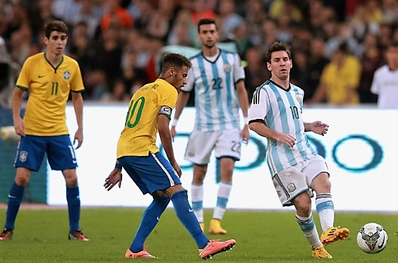 Brazil vs Argentina November 10 Match: Where to watch, Preview And Prediction