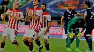 Chennaiyin FC and Atletico Kolkata will go head to head on Sunday