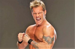 Chris Jericho at Roadblock