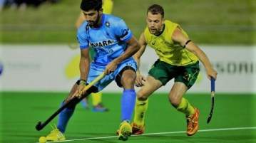India vs Australia Hockey Match 2017 sultan shah azlan cup