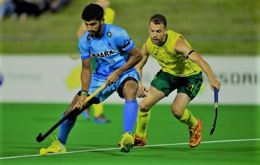 India vs Australia Hockey World League 2017 | December 1 Match