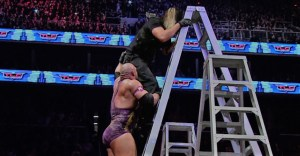 Looking at the most brutal way superstars have been smashed through ladders