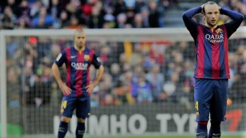 Malaga game gives Barcelona chance to go top in La Liga