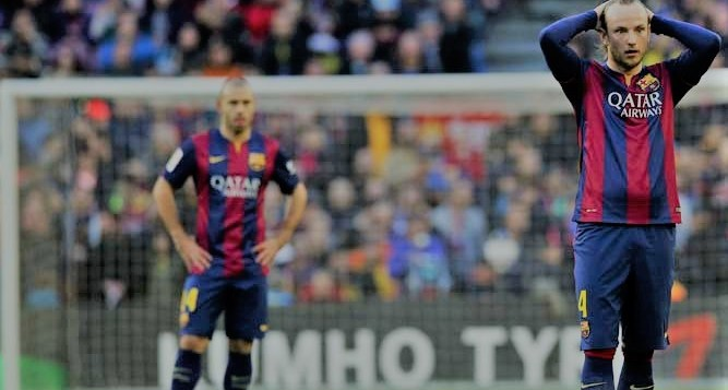 Malaga game gives Barcelona chance to go top in La Liga