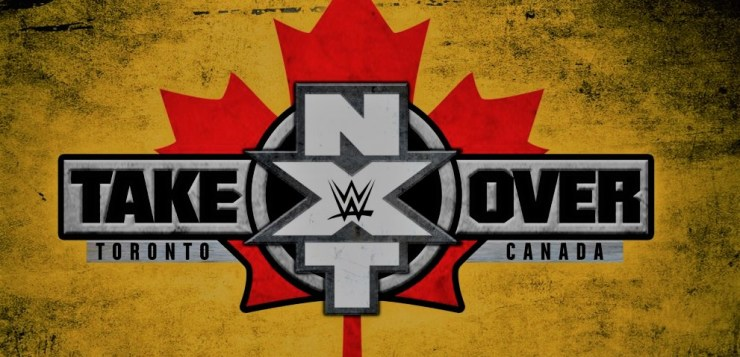 NXT Takeover Event Complete Results