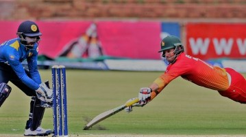 Substantial rain, wet outfield leads to abandonment in Bulawayo