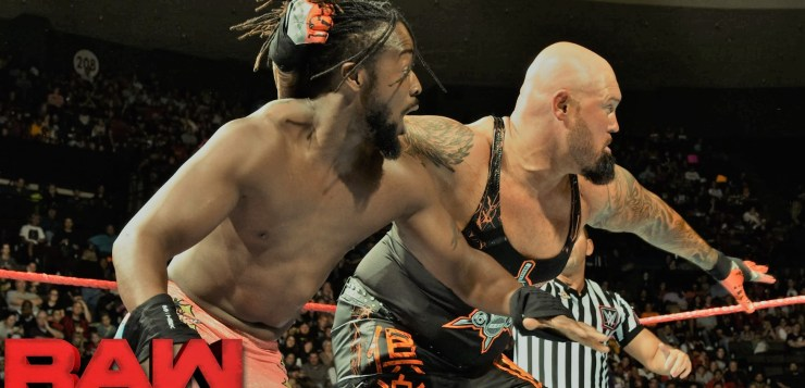 The New Day vs Luke Gallows and Karl Anderson