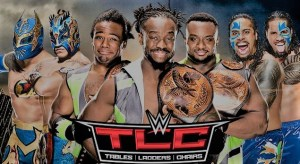 Will we crown new tag team champions at TLC