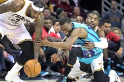 Charlotte Hornets v Cleveland Cavaliers