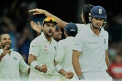 India vs England 5th Test